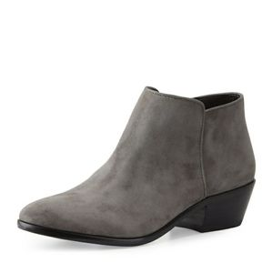 Sam Edelman Petty Suede Ankle Booties Size…